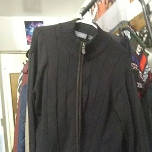 Used Oscar de la rent a zip up cardigan